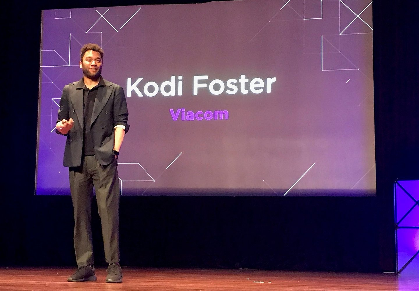 Viacom's Kodi Foster Warns of Living in a Data Echo Chamber