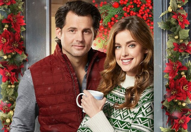 "Kristoffer Polaha Says Starring in Hallmark Christmas Movies Is a ""Blessing"""