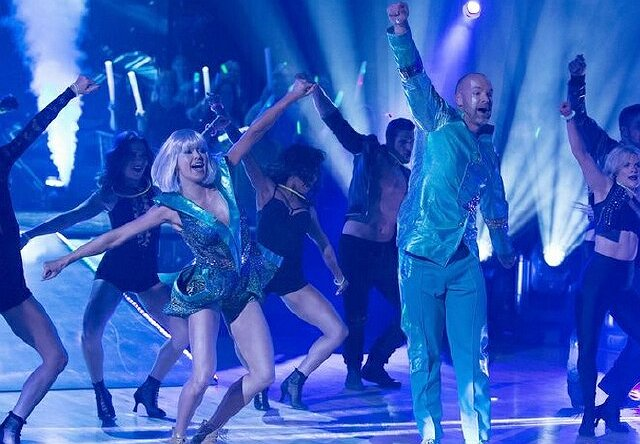 """DWTS"": The Story Behind David Ross' Windy Rehearsal"