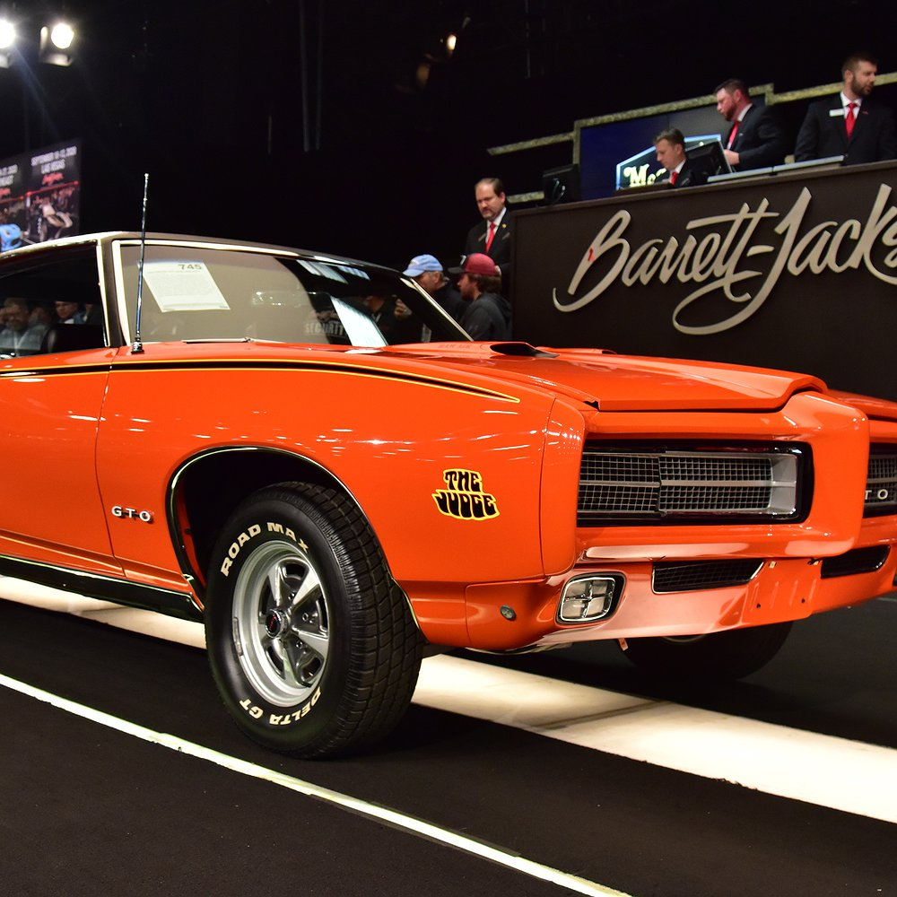 Preview image for article: A+E's HISTORY, FYI Go Live with Barrett-Jackson Auto Auction Events