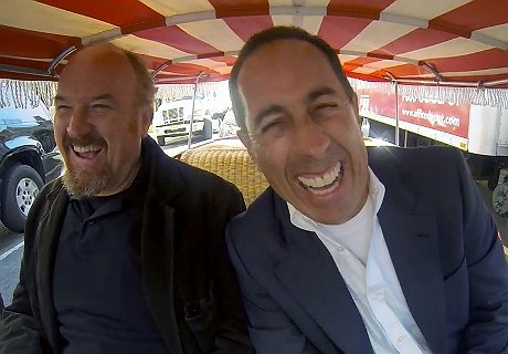 """Comedians in Cars Getting Coffee"" and ""In Bed with Joan"" Take New Approaches to Celebrity Chat  - Ed Martin Watercooler Video"