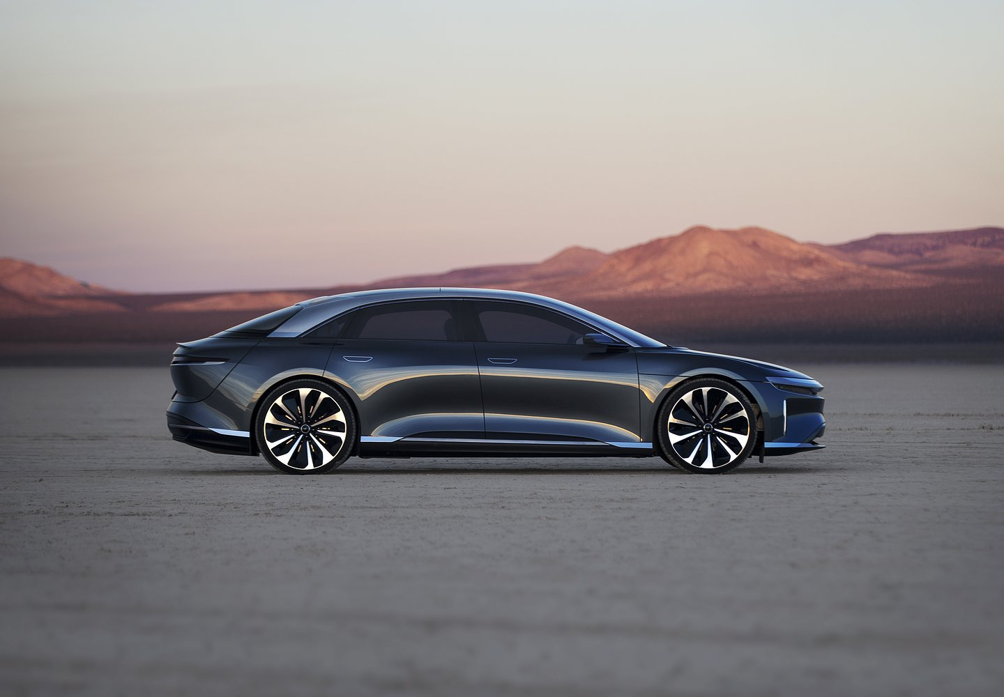 EV Startup Lucid Motors Goes for the Brand Experience