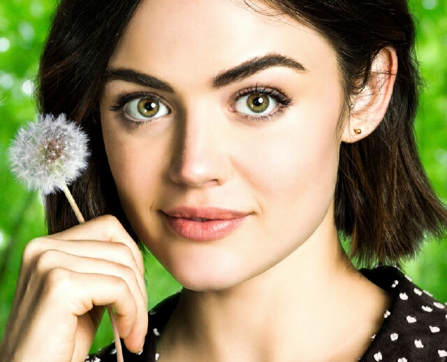 "Cover image for  article: Lucy Hale on the Importance of Her New ""Life Sentence"""