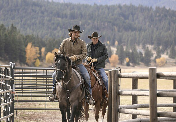 """Yellowstone"" Inspires Paramount Network to Deliver ""TV as Exciting as the Movies"""