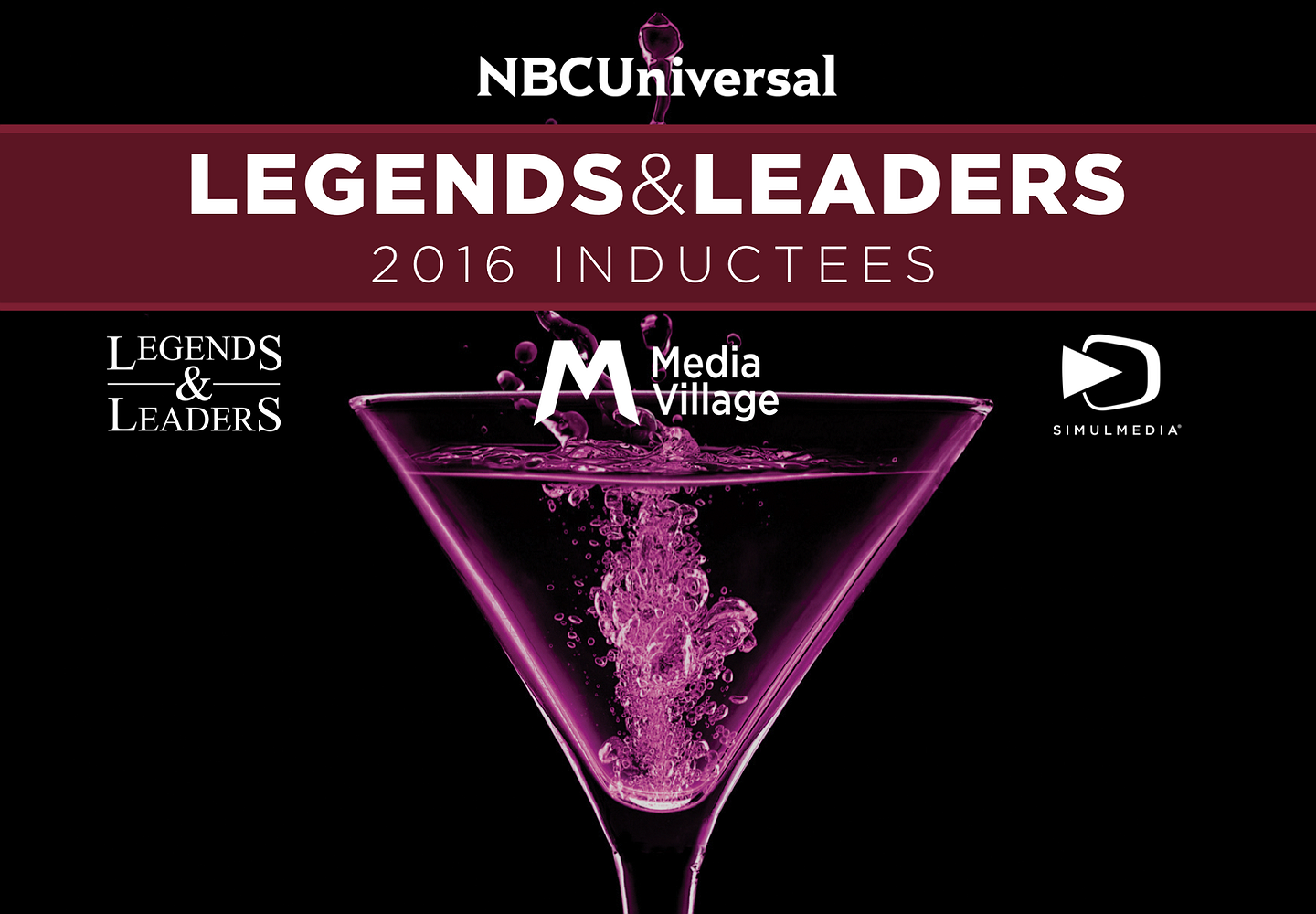 Introducing the 2016 Legends & Leaders Inductees