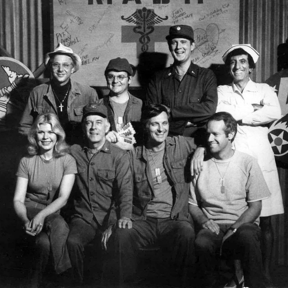 Preview image for article: HISTORY's Moments in Media: M*A*S*H's Record-Setting Finale