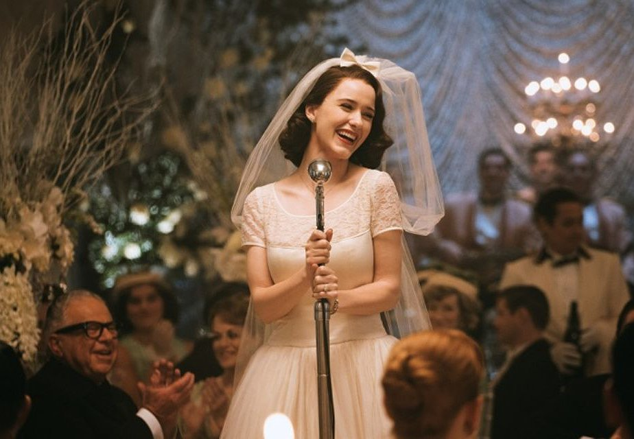 """The Marvelous Mrs. Maisel"" Steals the Show, Topping Nielsen's SVOD Ratings"