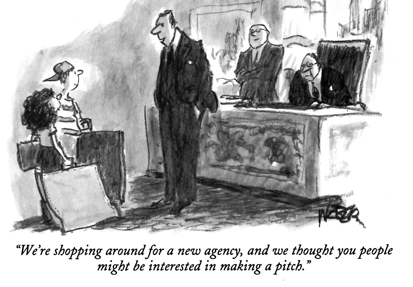 Clients and Agencies Need to Ditch the Pitch