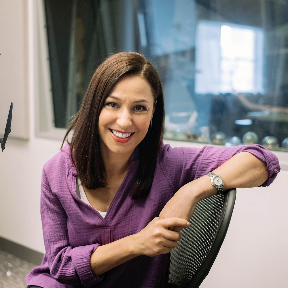 "Preview image for article: New ""TED Radio Hour"" Host Manoush Zomorodi Brings Audio Experience, Fresh Ideas"