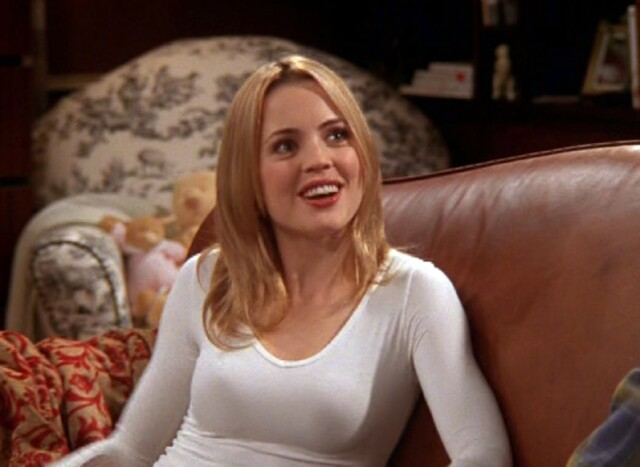 "Cover image for  article: Melissa George as ""Hot Nanny"" Molly:  Forever a Friend of ""Friends"""