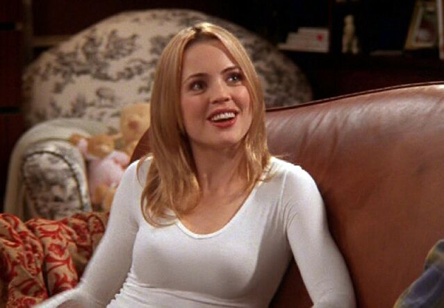 "Melissa George as ""Hot Nanny"" Molly:  Forever a Friend of ""Friends"""