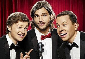 "Ed Martin Live at TCA: ""Two and a Half Men"" Team Stays Away from CBS' Day at TCA"