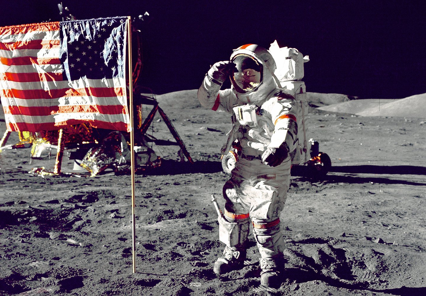 HISTORY'S Moment in Media: Neil Armstrong, Buzz Aldrin Walk on the Moon