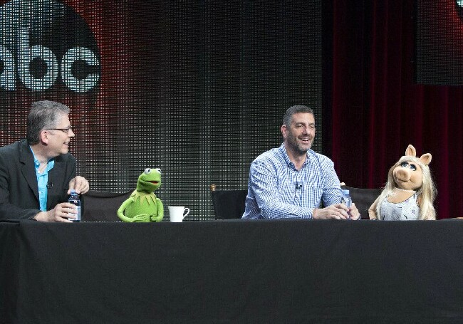 Cover image for  article: ABC at TCA: Merry Muppets and Sexy Serial Killers