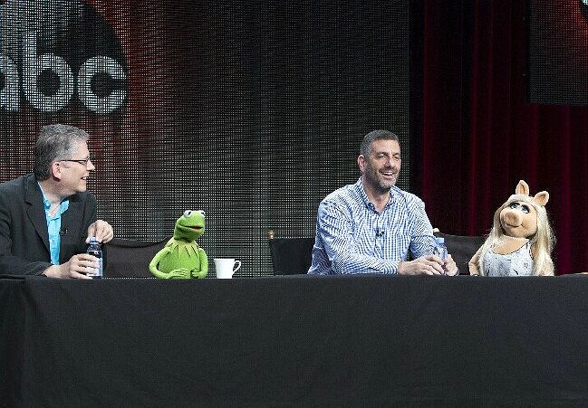 ABC at TCA: Merry Muppets and Sexy Serial Killers