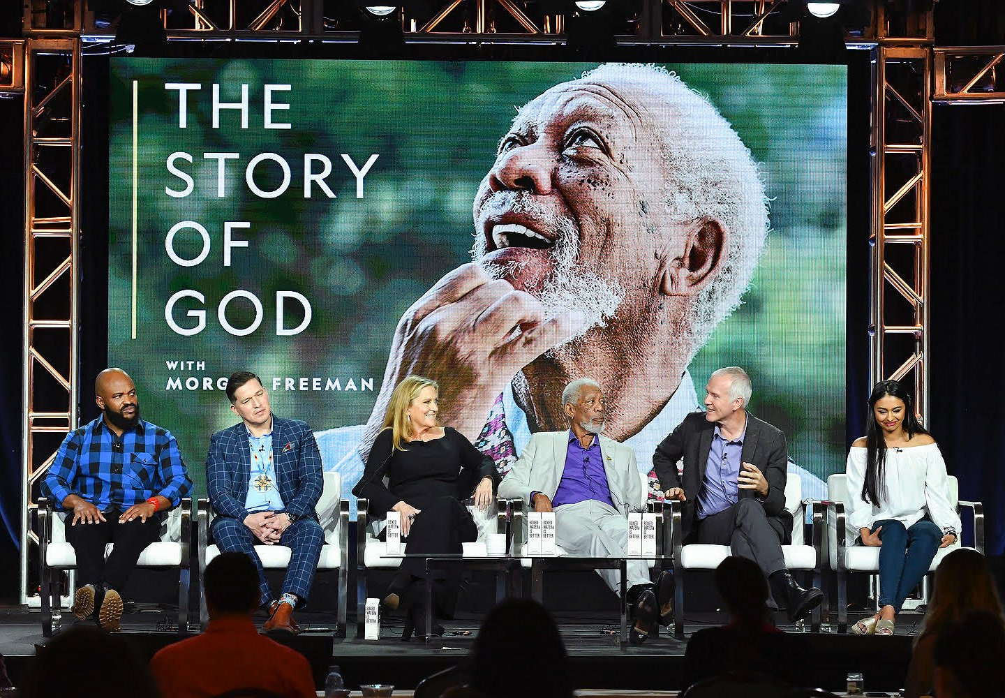 "Nat Geo at TCA:  Aretha, Ebola, God, Space, ""Science,"" ""Solo"" and More"