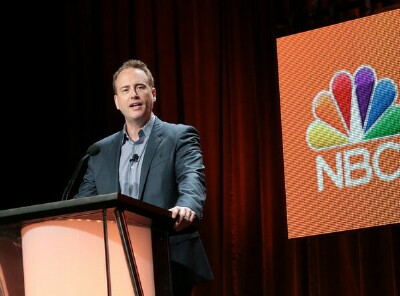 "Cover image for  article: NBC Chief Bob Greenblatt on the Upfront, ""Peter Pan Live,"" Bill Cosby and ""Hannibal"" - Ed Martin"