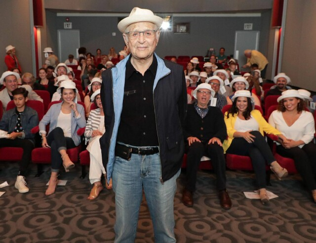"Cover image for  article: TCA: Modern Sitcom Pioneer Norman Lear Takes Life ""One Day at a Time"""
