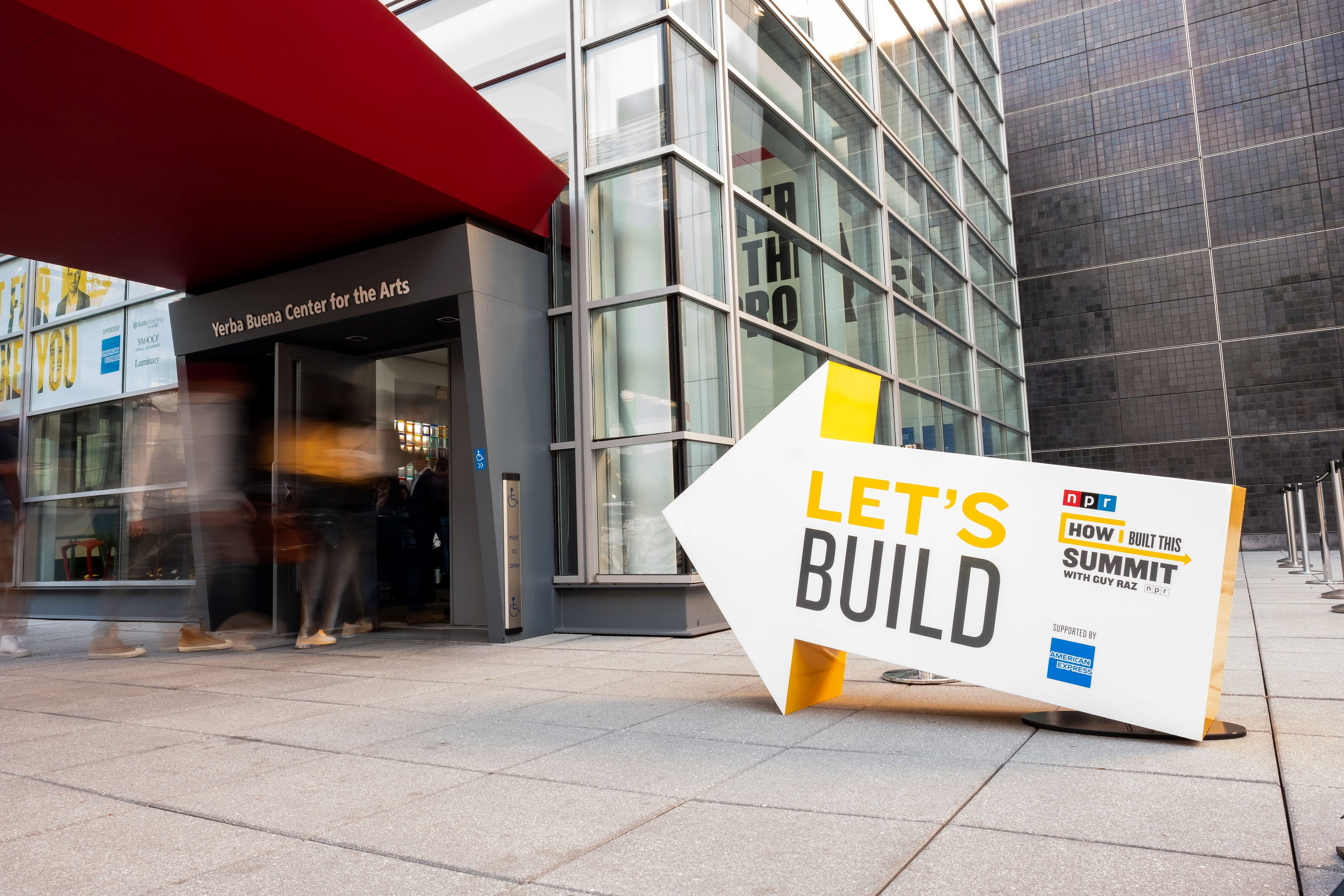 "Cover image for  article: NPR's ""How I Built This"" Summit Delivered for Attendees, Brands"