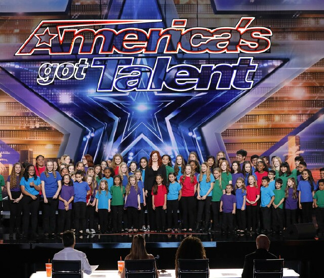 "Cover image for  article: ""America's Got Talent"" and Simon Cowell Get Better with Age"