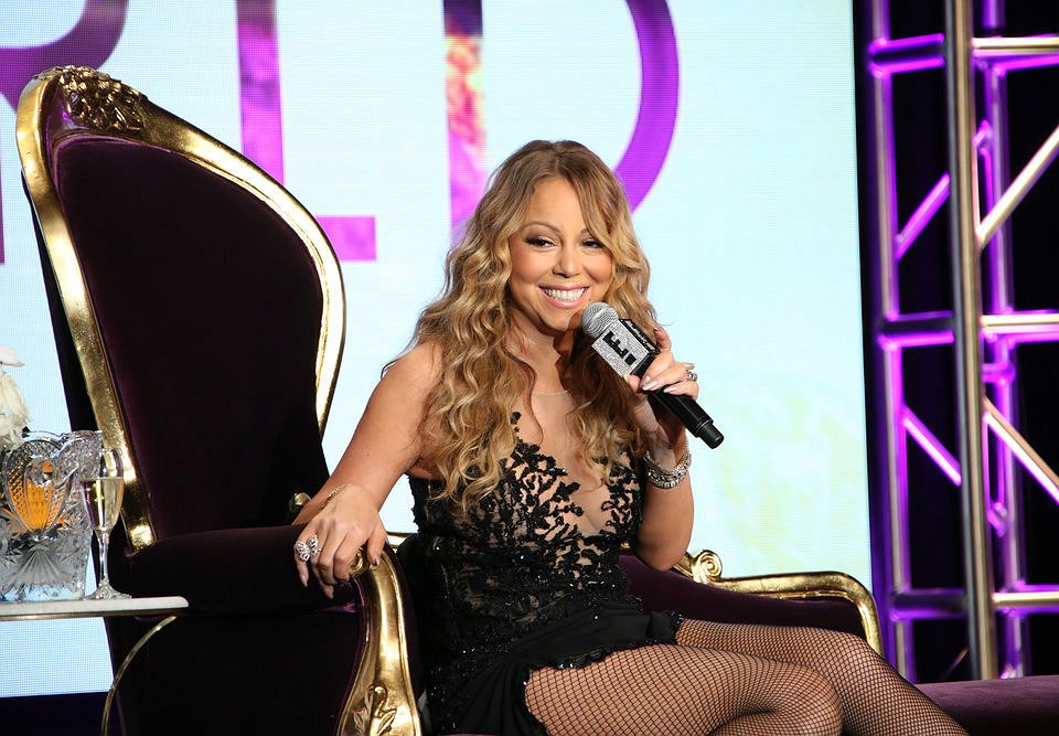 Mariah Carey Has It Her Way at TCA