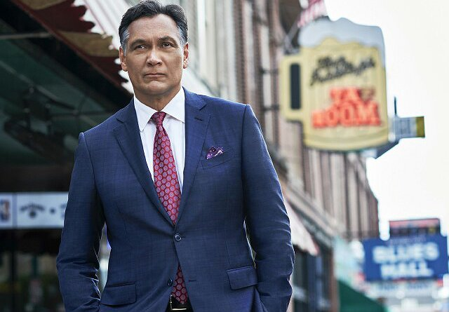 "Jimmy Smits Makes the Case for NBC's New Legal Drama ""Bluff City Law"""