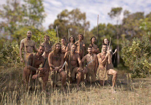 "Discovery's ""Naked & Afraid,"" VH1's ""Dating Naked"": The Bare Facts"