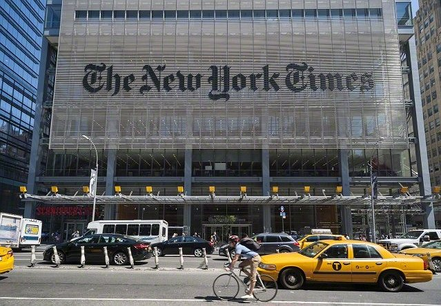 The New York Times Announces a Bold Digital Path for Newspaper