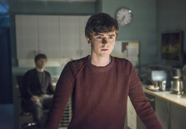 On A&E, Norman Bates Takes a Stab at Writing