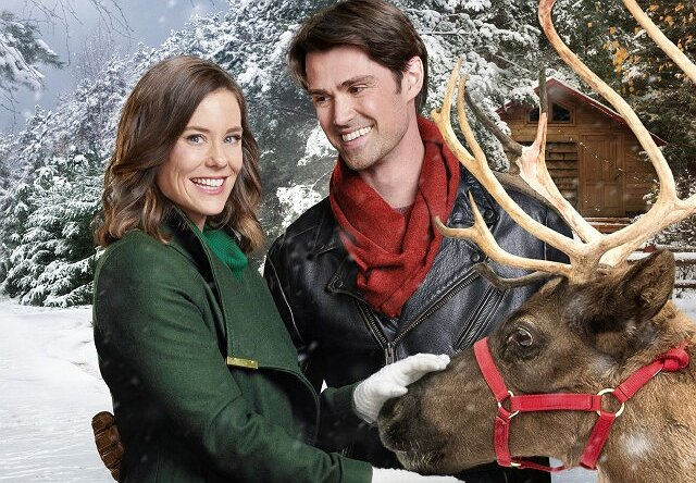 Corey Sevier on Returning to Hallmark, Working with Reindeer and Fatherhood