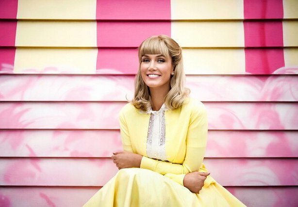 Delta Goodrem on Playing Her Real-Life Friend in Lifetime's Olivia Newton-John Movie