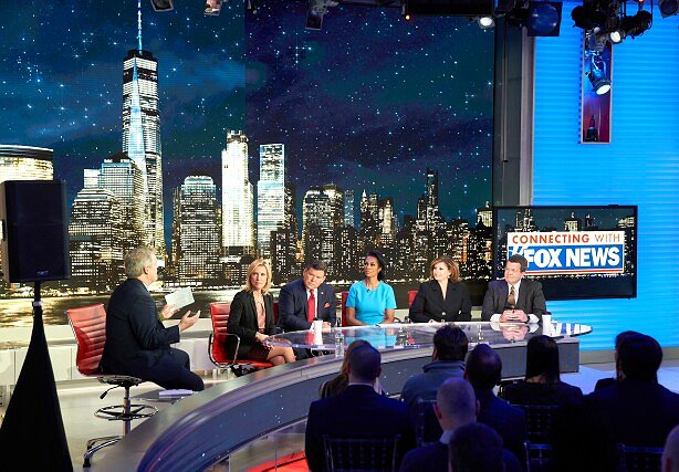 Upfront News and Views:  Fox News Lines Up First, Open House Style