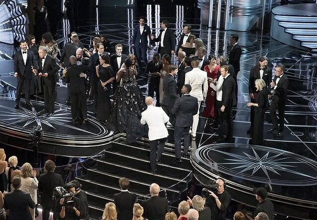 Oscar Snafu: TV's Latest Historic Moment