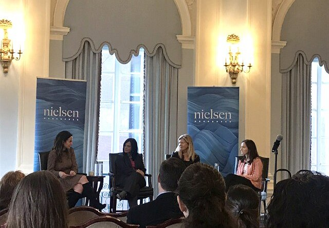 Women in Nielsen's Diverse Intelligence Series Is a Win for Clients and Employees