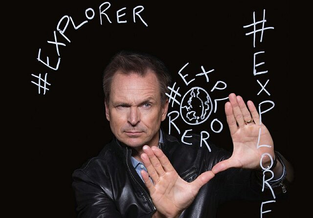 "Phil Keoghan on Joining Nat Geo's Revamped ""Explorer"""
