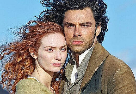 "The ""Polbuzz"" is Building: PBS' ""Poldark"" is a Summer Sensation"