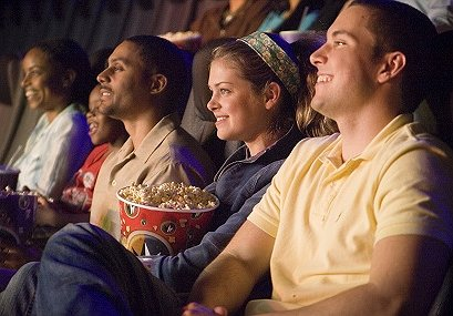 Are Movie Theaters The Happiest Media Places On Earth? Consumers Think So!