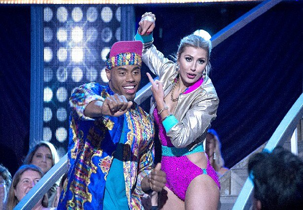 """DWTS"": Rashad Jennings for the Win?"