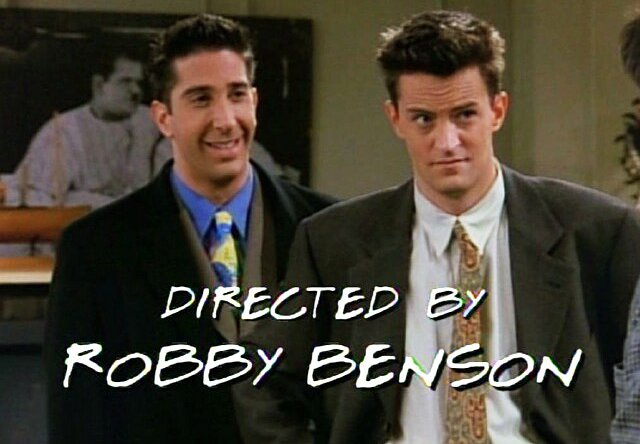 "Robby Benson:  Forever a Friend of ""Friends"""