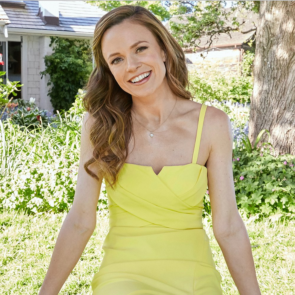 Preview image for article: Hallmark's Rachel Boston on Playing a Perpetual Bridesmaid