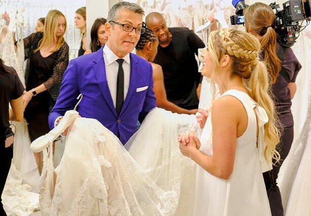 "TLC's ""Say Yes to the Dress: America"" Throws a Super-Sized Celebration"