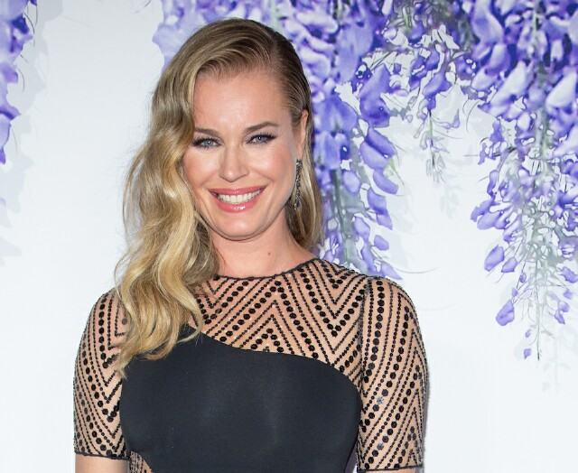 Cover image for  article: TCA: Hallmark Names Rebecca Romijn Ambassador of Pet Inititiative