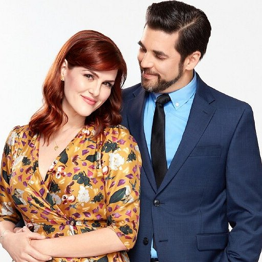 "Preview image for article: Sara Rue on Her Return to Hallmark Channel with ""True Love Blooms"""