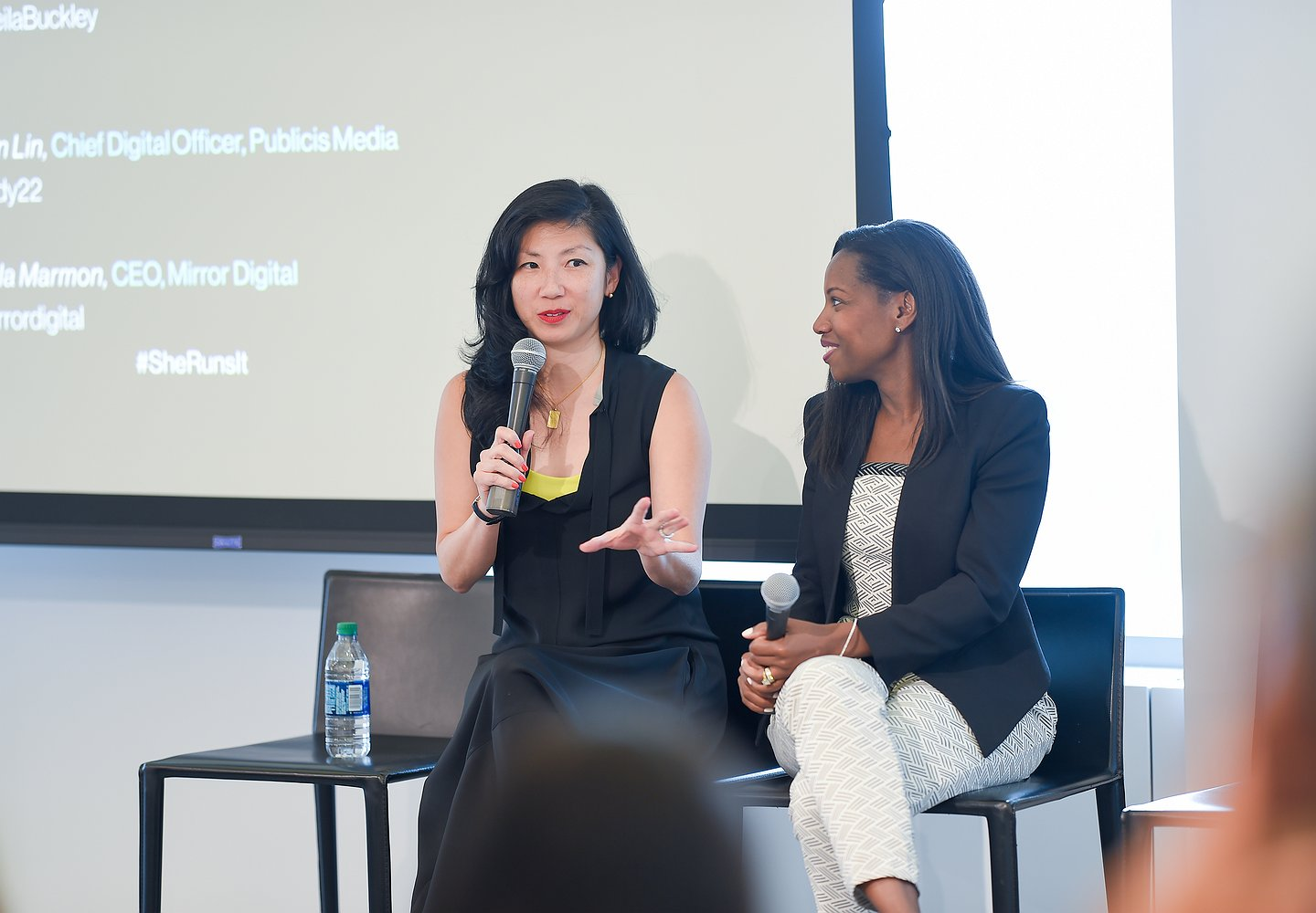 Lessons Learned at the She Runs It Multicultural Alliance Bootcamp