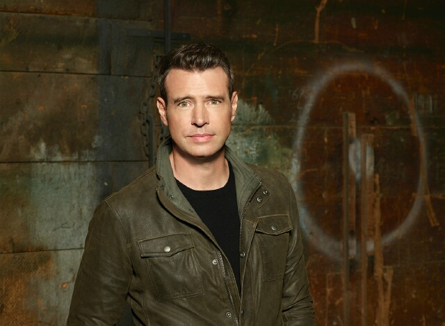 "Cover image for  article: Scott Foley on His New Role as a Super Spy in ""Whiskey Cavalier"""