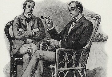 Sherlock Holmes and the Public Domain -- Mark Fischer