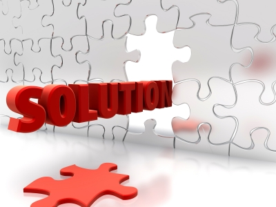 Cover image for  article: It's All About Solutions