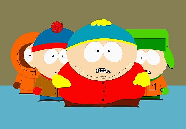 "The Top 25 Shows of 2015, No. 7: Comedy Central's ""South Park"""