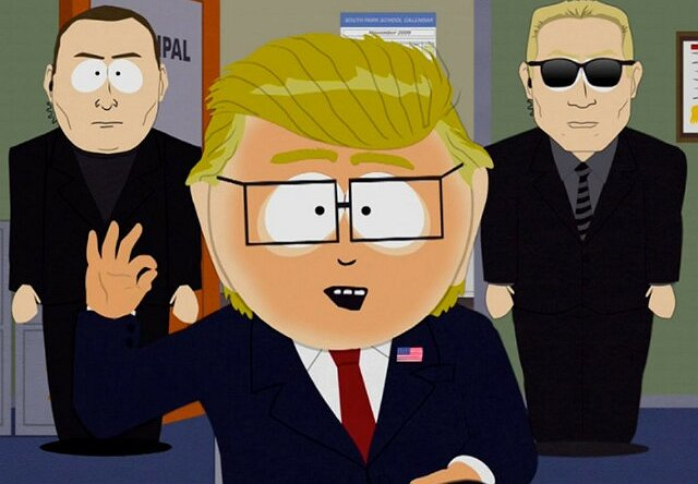 """South Park"" Takes on Donald Trump: The Top 25 Shows of 2016, No. 19"