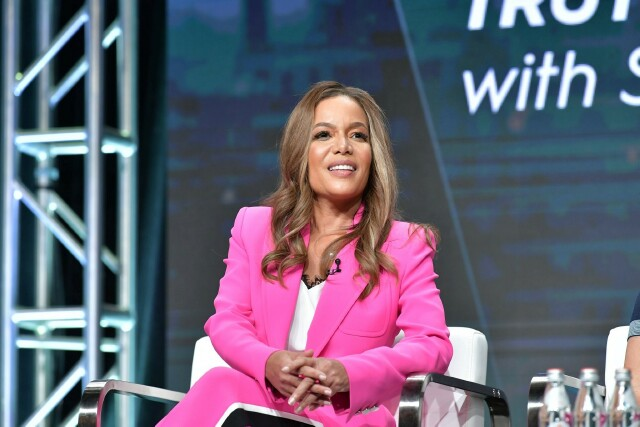 "Cover image for  article: Investigation Discovery at TCA:  Sunny Hostin on Her New Show ""Truth About Murder"""